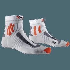 X-SOCKS® MARATHON ENERGY SOCKS White-Grey-Orange