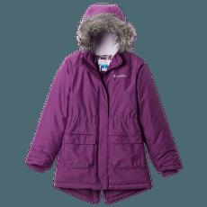 Nordic Strider Jacket Girls Plum Heather 575