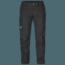 Karla Pro Trousers Curved Women Dark Grey 030