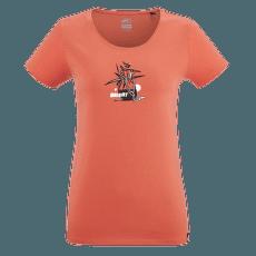 FLOWER TOOLS T-Shirt SS Women CORAL CHROME