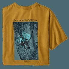 Granite Magic Pocket Responsibili-Tee Men Hawk Gold