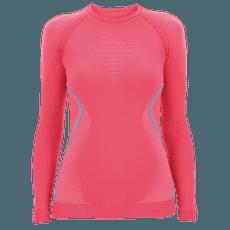 Evolutyon UW Shirt LS Women Strawberry/Pink/Turquoise