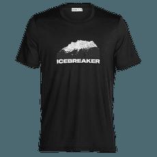 Tech Lite II SS Tee Icebreaker Mountain Men Black