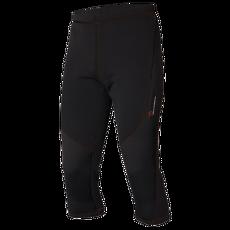 Cima Plus 3/4 Pant black/red