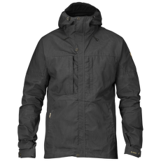 Skogsö Jacket Men Dark Grey 030