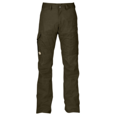 Karl Trousers Long Men Dark Olive