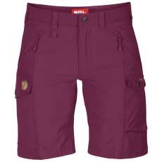 Nikka Shorts Women Plum