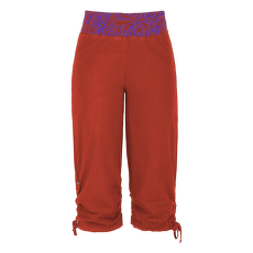 Cleo 3/4 Pants Women RED-461