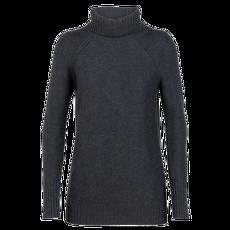 Waypoint Roll Neck Sweater Women CHAR HTHR IBANS_1741