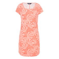 Loasis Tee Dress Women SPICED CORAL MULTI BT PRT