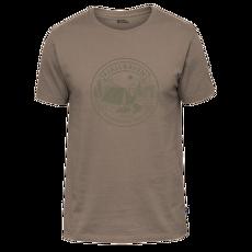 Lägerplats T-Shirt Men Dark Sand
