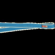 Popruhové smyčky otevřené PAD (20 mm) Azurová 004