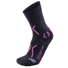Trekking Explorer Light Women Charcoal/Purple