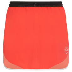 Comet Skirt Women Hibiscus/Flamingo