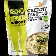 Lightweight Krémové rizoto s chřestem a brokolicí - Velká porce