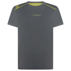 Blitz T-Shirt Men Carbon/Kiwi