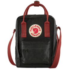 Kanken Sling Black-Ox Red