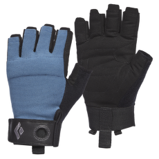 Crag Half-Finger Gloves Astral Blue