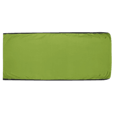 Silk liner with strech panel Green (GN)