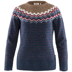 Övik Knit Sweater Women Navy