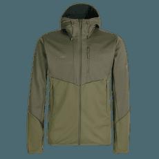Ultimate VI SO Hooded Jacket Men iguana-iguana melange 40097