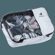 Mesh Zip Pack 3 tin-black
