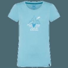 Alakay T-shirt Women Pacific Blue