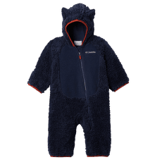 FOXY BABY™ Sherpa Bunting Collegiate Navy 465