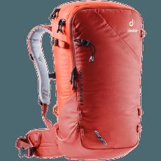 Freerider Pro 34+ lava-papaya