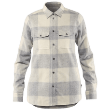 Canada Shirt LS Women Fog-Chalk White