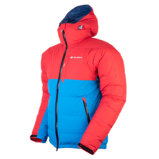 Spire Jacket red/blue