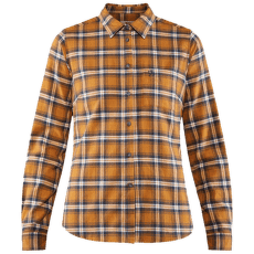 Övik Flannel Shirt Women Acorn