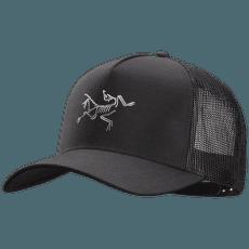 Polychrome Bird Trucker Black