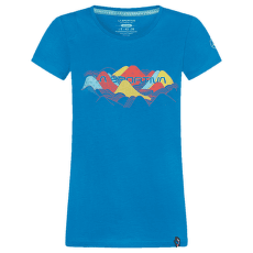 Hills T-Shirt Women Neptune