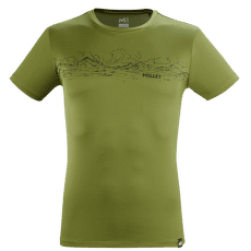 ROLLING CLOUDS T-SHIRT SS Men FERN