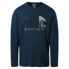 L/S Image Ideals Tee Men MONTEREY BLUE