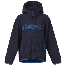 BRYGGEN JACKET Kids Navy/Athens Blue