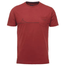 SS Tower Tee Men Red Oxide