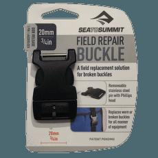 Buckle 20mm sode release 1 PIN Black