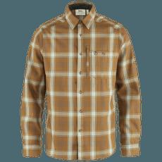 Fjällglim Shirt Men Chestnut-Timber Brown