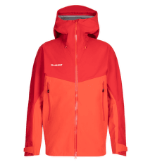 Crater HS Hooded Jacket Men spicy-magma