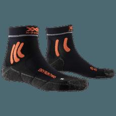 X-SOCKS® SKY RUN TWO SOCKS Opal Black/Arctic White