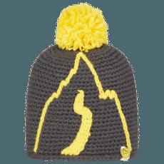 Dorado Beanie Carbon/Yellow