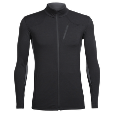 Fluid Zone LS Zip Men Black/Black