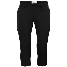 Abisko Capri Trousers Women Black