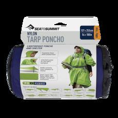 Tarp Poncho Blue-BL