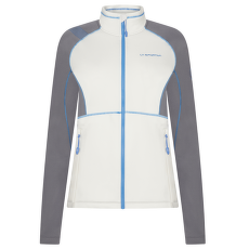 Luna Jacket Women White/Steel