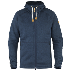 Ovik Fleece Hoodie Men Navy