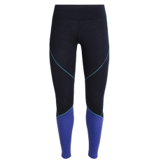Oasis Deluxe Leggings Midnight Navy/Mystic