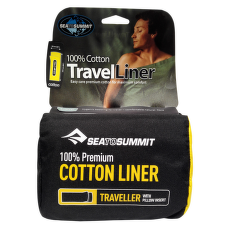 Cotton Liner Traveller Eucalyptus Green (E)